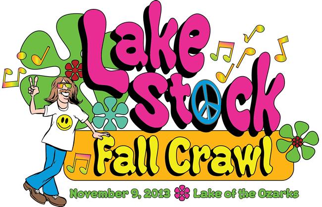Lake of the Ozarks Mardi Gras Pub Crawl: October 2013.