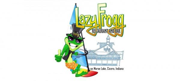 Lazy Frogg Restaurant & Bar.