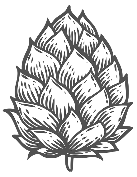 Hop PNG Black And White Transparent Hop Black And White.PNG Images.