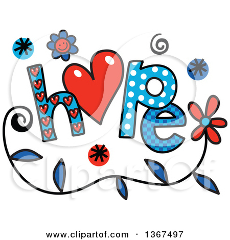 Free clipart images of hope.