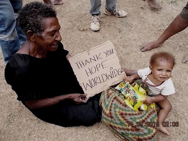 HOPE worldwide PNG.