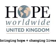 Work of HOPE worldwide UK.