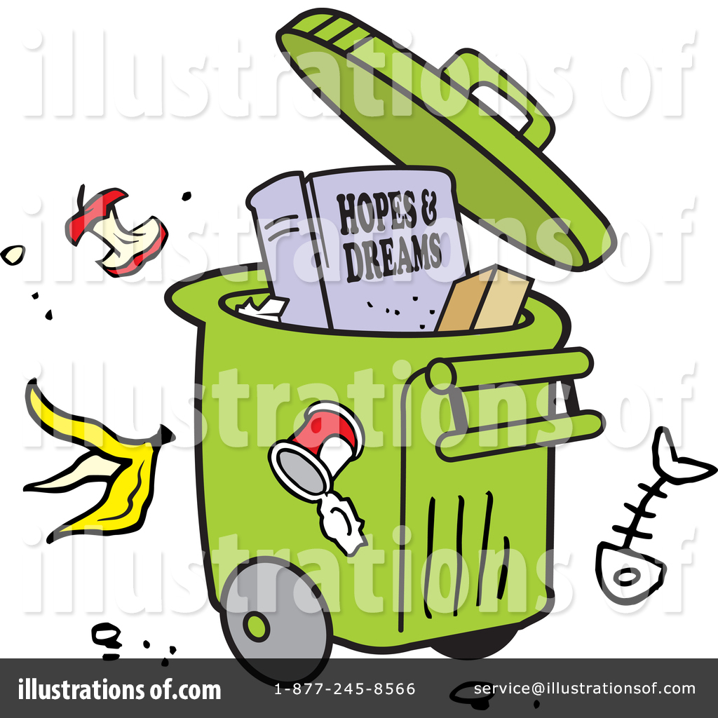 Garbage Clipart #1371097.