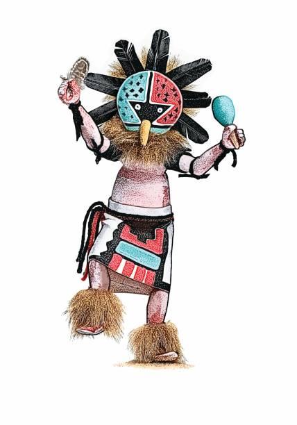 Best Hopi Illustrations, Royalty.