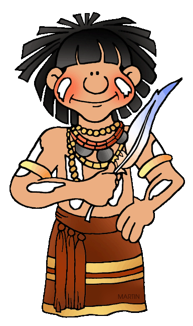 Free Native Americans Clip Art by Phillip Martin, Southwest Hopi.