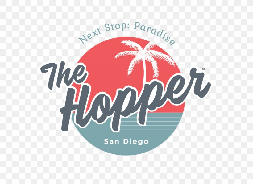 The Hopper, PNG, 1000x727px, Logo, Brand, Hopper, Label.