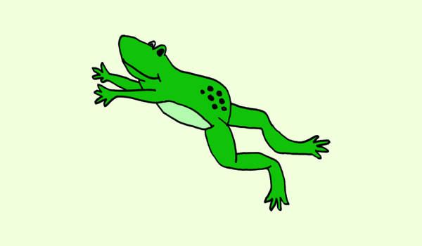 Hopping Frog Clipart (95+ images in Collection) Page 2.