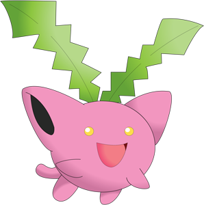 Hoppip Pokédex: stats, moves, evolution, locations & other forms.