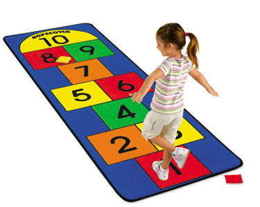 Pictures Of Hopscotch.