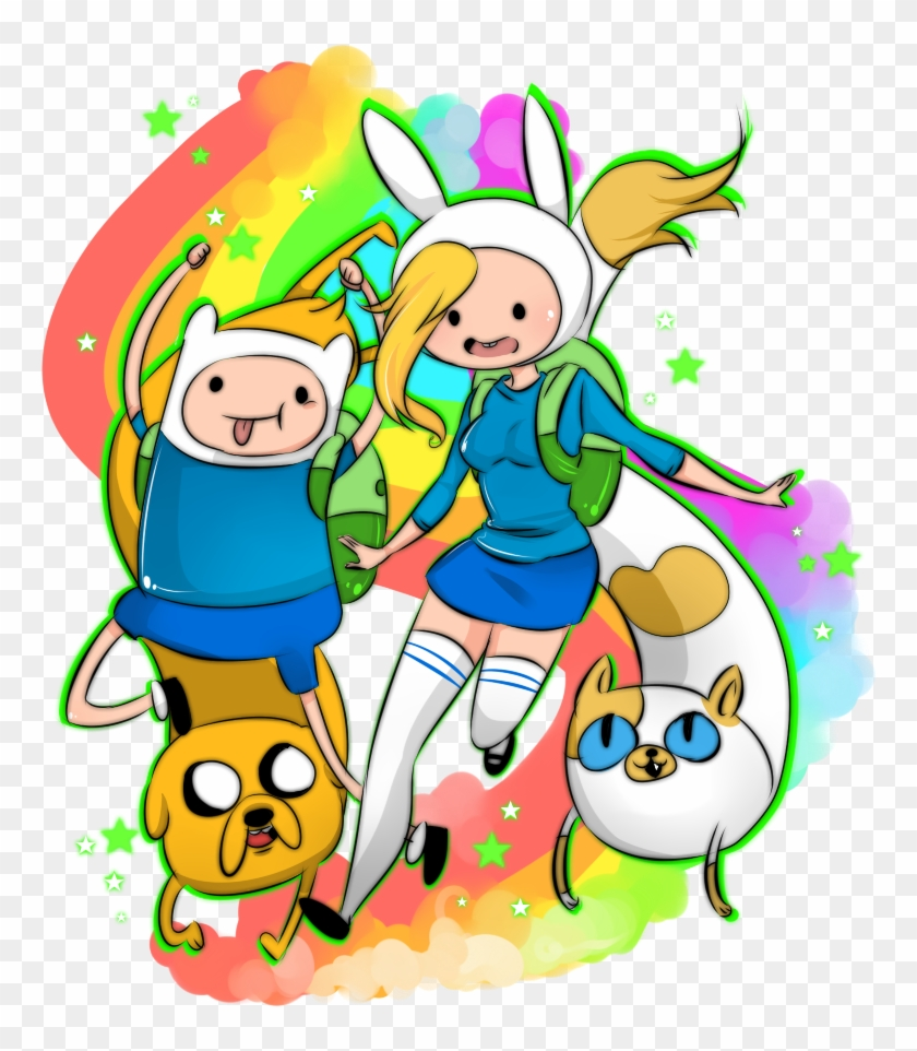 Finn And Jake Png.