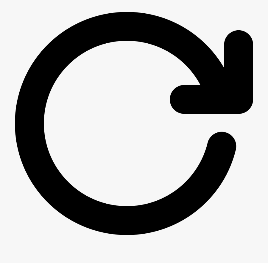 Clockwise Circular Arrow Comments.