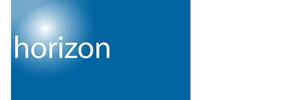 Horizon media Logos.