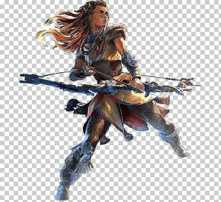 Horizon Zero Dawn PlayStation 4 Aloy Video game Desktop.
