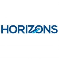 Horizons Newsletter Masterhead Logo Vector (.AI) Free Download.