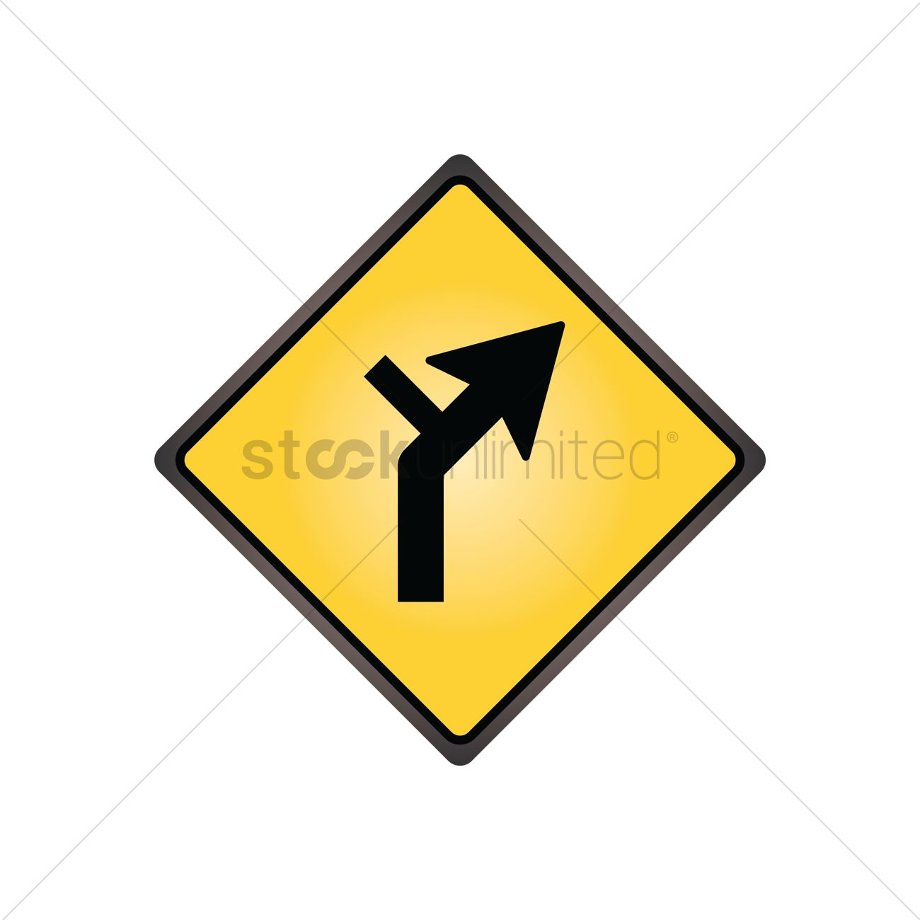Horizontal 2 5 dimensional highway road sign clipart clipart.