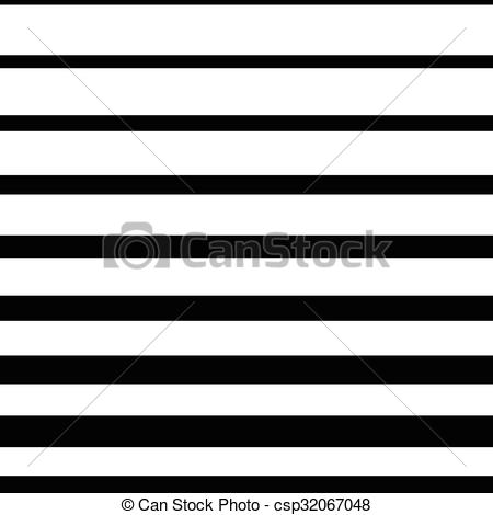 EPS Vector of Straight horizontal lines pattern, parallel lines.