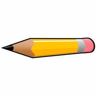 School Pencil Pen.