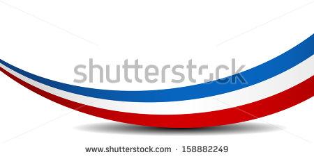 Tricolor Design Stock Photos, Royalty.