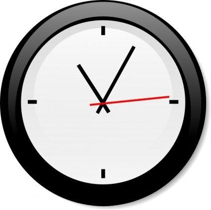 Clipart horloge 5 » Clipart Station.