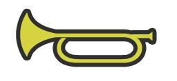 Horn Clip Art.
