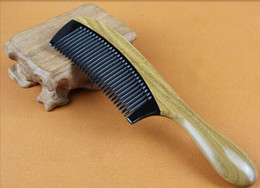 Natural Ox Horn Comb Online.