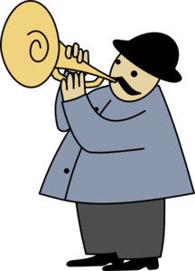 Trumpet Clipart.