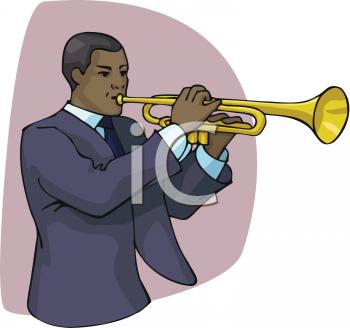 Trumpet cliparts.