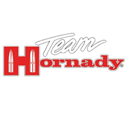 Hornady Team Transfer Sticker,Box.