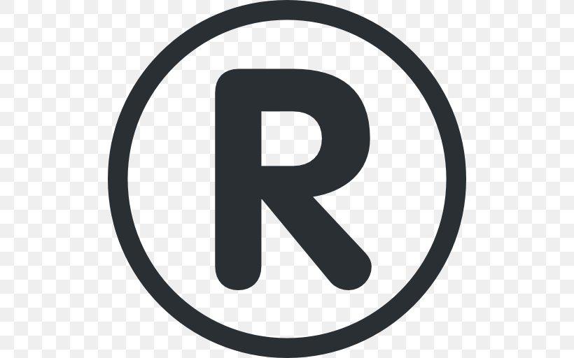 Registered Trademark Symbol, PNG, 512x512px, Registered.