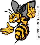 Hornets Clip Art.