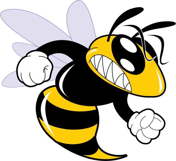 Cartoon Hornet Nest Clipart.