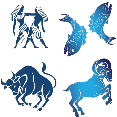 Horoscope transparent PNG images.