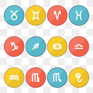 Horoscope PNG Images.