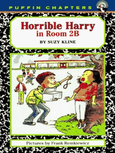 Horrible Harry in Room 2B.