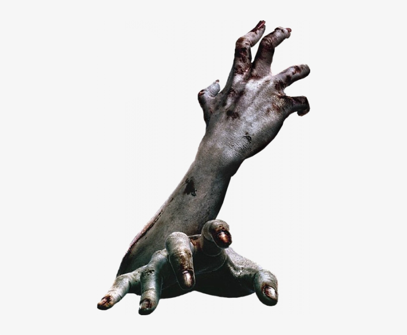 Zombie Arms Hands Dead Killer Kill Horror Scary Effects.