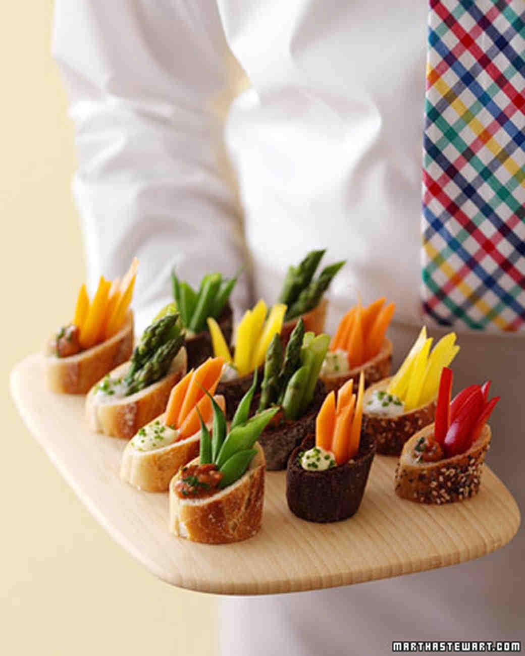 Good Things for Spring Weddings.