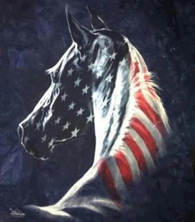 17 Best images about American flag art on Pinterest.