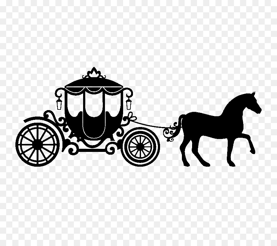 Horse Carriage Vector at GetDrawings.com.
