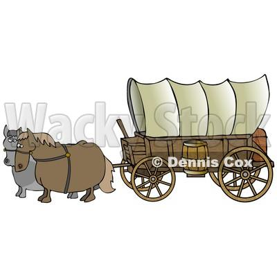 Similiar Cowboy Horse Wagon Clip Art Keywords.