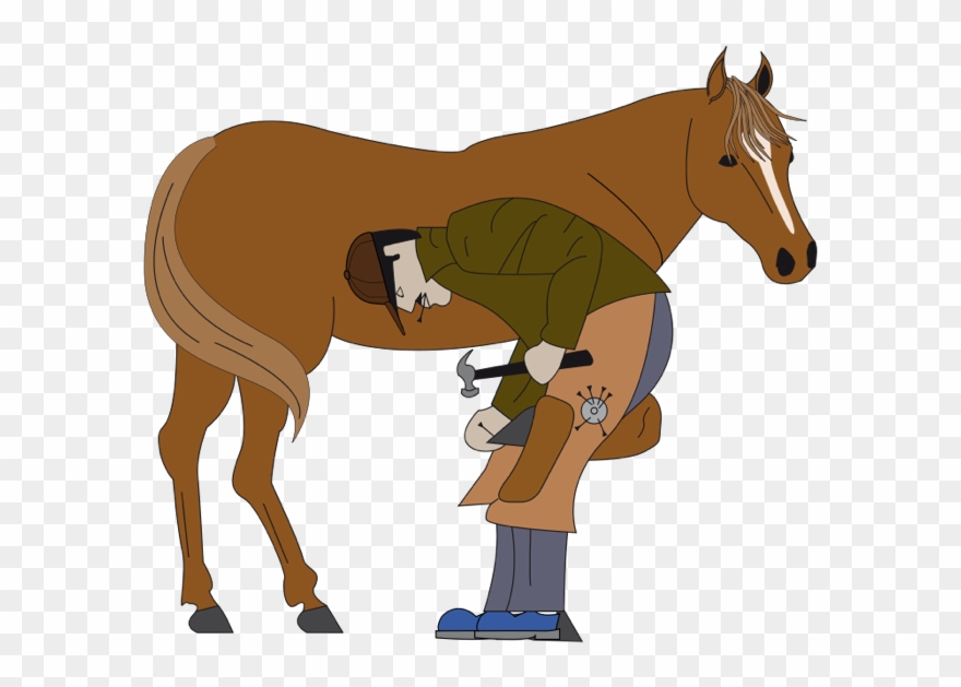 Feet Clipart Horse.