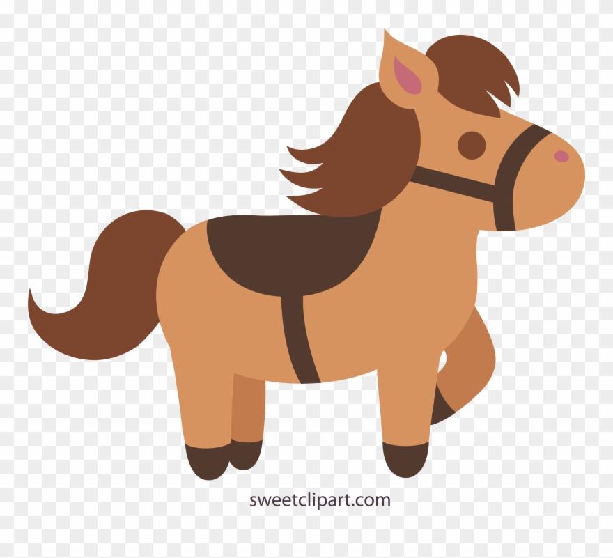 Horses clipart pony, Horses pony Transparent FREE for.