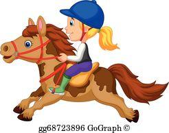 Horseback Riding Clip Art.
