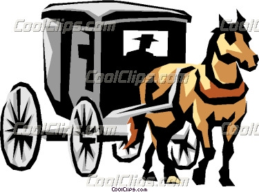 Free Clipart Horse And Buggy.