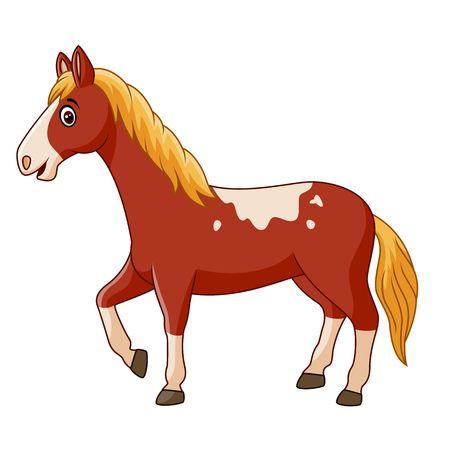 42,444 Horse Cartoon Stock Vector Illustration And Royalty Free.