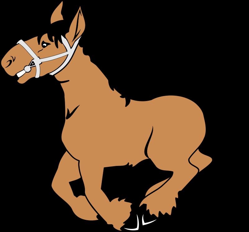 Horse Vector Art.