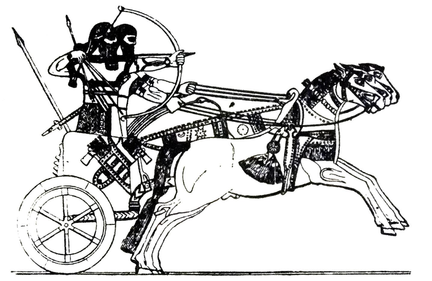 File:Assyrian war chariot.jpg.
