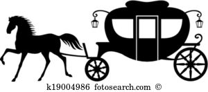 Horse drawn carriage Clipart EPS Images. 333 horse drawn carriage.