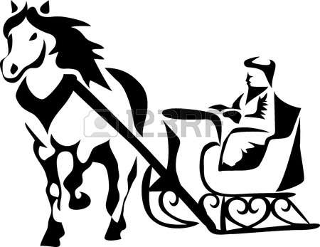 5,258 Horse Drawn Stock Illustrations, Cliparts And Royalty Free.