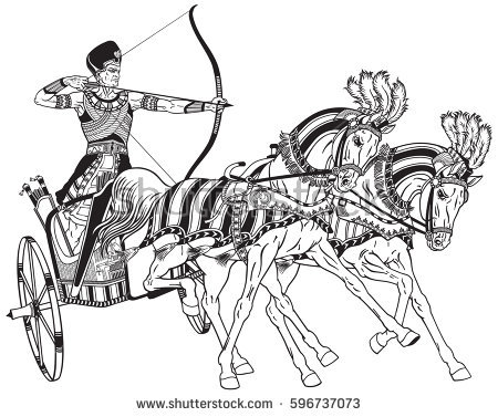 Chariot Stock Photos, Royalty.