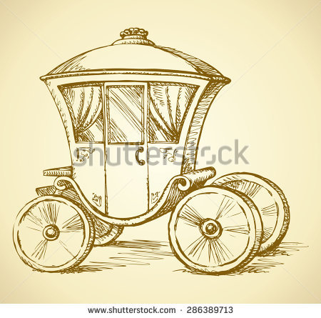 Horse Chariot Stock Photos, Royalty.